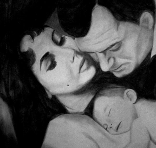 Elizabeth Taylor by MarinaT